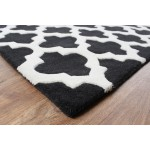 Artisan tufted wool rug - large 160cm x 230cm