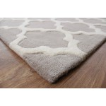 Artisan tufted wool rug - extra large 200cm x 300cm