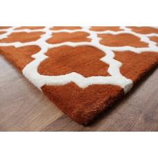 Artisan tufted wool rug - medium 120cm x 170cm