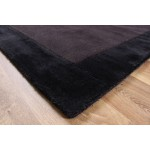 Ascot wool with Viscose Border rugs - Medium 120cm X 170cm