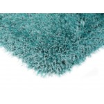 Cascade Polyester Shaggy with Shiny Yarn - Extra Small 65cm X 135cm