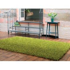 Dumroo textured polyester shaggy rug - Large 160cm x 230cm