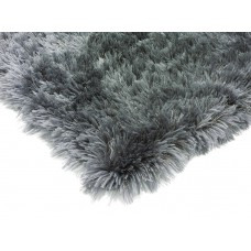 Eva faux fur look shaggy rug - Large 160cm x 230cm