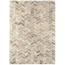 Gaucho cowhide patchwork rug - Medium 120cm x 170cm