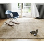 Grosvenore wool and viscose hand loom rug – Large 160cm x 230cm