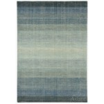 Hays graduated wool/cotton flatweave rug - medium 120cm x 170cm