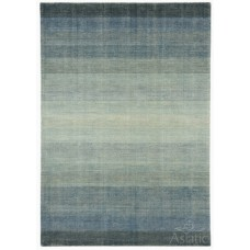 Hays graduated wool/cotton flatweave rug - large 160cm x 230cm