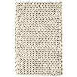 Helix wool felt weave rug - Large 160cm x 230cm