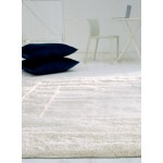 Karma stepped shaggy rug - medium 140cm x 200cm