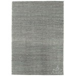 Linden wool flatweave with cotton contrast - large 160cm x 230cm