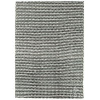Linden wool flatweave with cotton contrast - small 100cm x 150cm