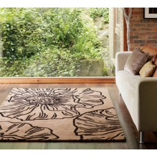 Matrix wool tufted designs - liberty - small 80cm x 150cm