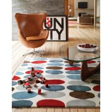 Matrix wool tufted designs - sofia - medium 70cm x 240cm