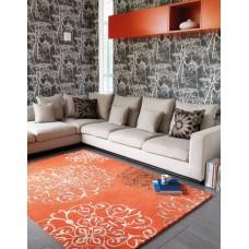 Matrix wool tufted designs - tangier - small 80cm x 150cm