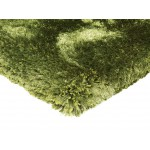 Plush Luxury polyester shaggy rug - medium 120cm x 170cm