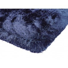 Plush Luxury polyester shaggy rug - large 140cm x 200cm
