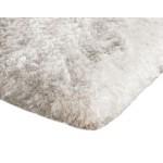 Plush Luxury polyester shaggy rug - medium 150cm x 150cm