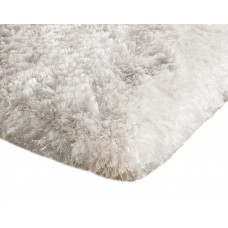 Plush Luxury polyester shaggy rug - medium 150cm x 150cm