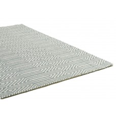 Sloan wool/cotton flatweave - large 160cm x 230cm
