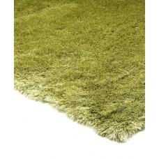 Whisper shiny fine polyester shaggy rug - Small 65cm x 135cm