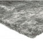 Whisper shiny fine polyester shaggy rug - Extra Large 200cm x 300cm